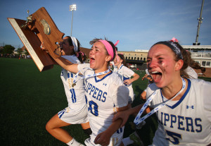 Norwell's Lady Clippers Lacrosse State Champions