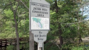 Jacobs Pon Conservation Area Norwell MA