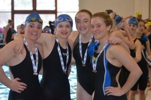 Norwell H.S. Swim Team