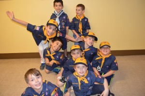 Norwell MA Cub Scouts