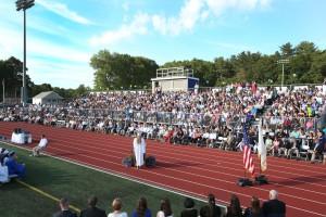 Norwell High School Graduation