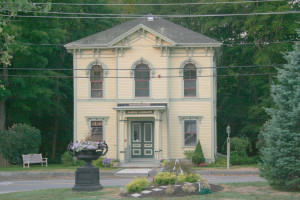 The James Library in Norwell MA