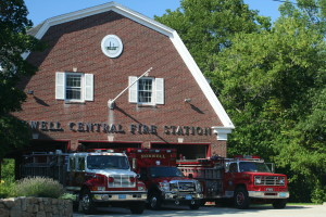Central Fire Station Norwell MA