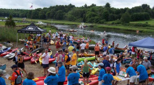 Great River Race North River Norwell MA