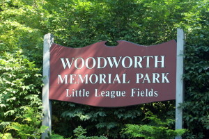 Woodworth Memorial park Norwell Little League Fields