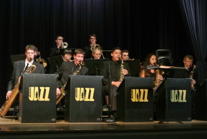 Norwell H.S. Scholastic Arts Jazz Band