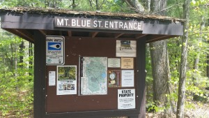 Wampatuck State Park Mt Blue Entrance Norwell MA