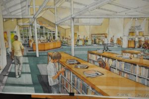 New Norwell Public Library Interior